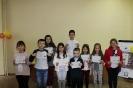 """Ръководството на РБ """"Проф. Боян Пенев""""  награди своите 11 най-активни малки читатели"""