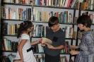 """Деца със специални потребности от """"Н. Икономов"""" с поздрав към Библиотеката_5"""
